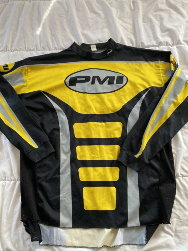 PMI Paintball Jersey Shirt XXXL - Vintage - Hard to Find - Rare! - Fast Shipping