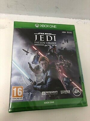 Star wars Jedi Fallen Order Xbox one (new and sealed)