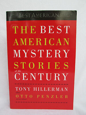 THE BEST AMERICAN MYSTERY STORIES OF THE CENTURY Paperback LIKE