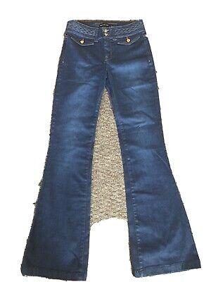KAREN MILLEN The Atelier Jeans SIZE 12 Excellent Condition
