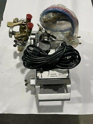 Victor Torch With Track Cutting Machine Track Burner Koike Stylye Ik-12 Be
