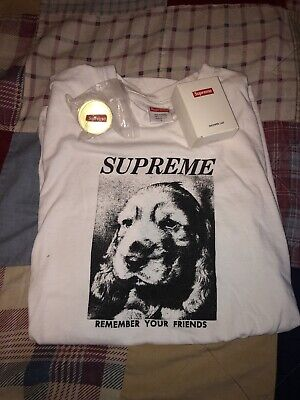 Supreme Remember tee Size L Supreme Bouncy Ball And Supreme Shower Cap