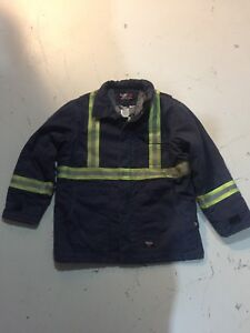 Men's Lg Insulated FR Winter Jacket