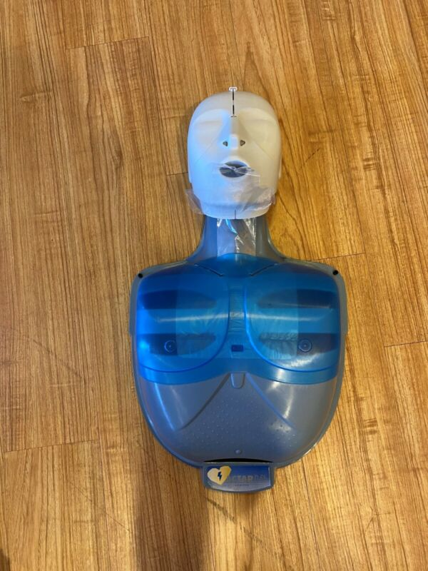 36 Complete Actar D-fib CPR Manikins, Great-Used condition
