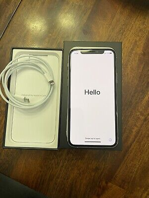 Apple iPhone 11 Pro - 64GB - Silver (Verizon) A2160 (CDMA + GSM) Great Condition
