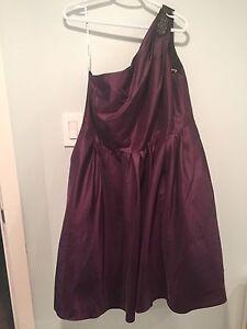 Size 18 David's Bridal Bridesmaid dress