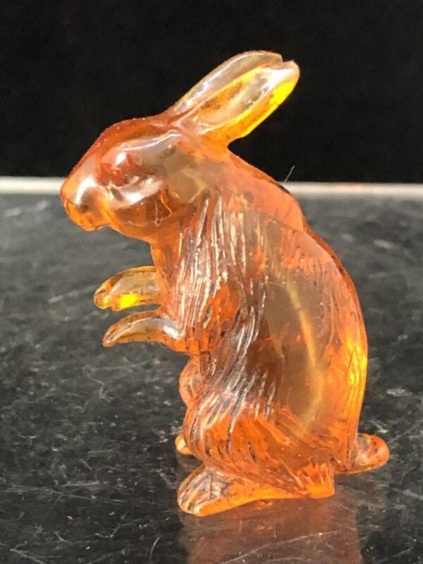 Cherry Amber Rabbit