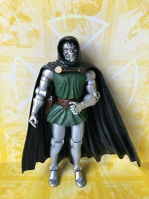 Marvel Legends Toybiz Series II Dr. Doom Action Figure (D)