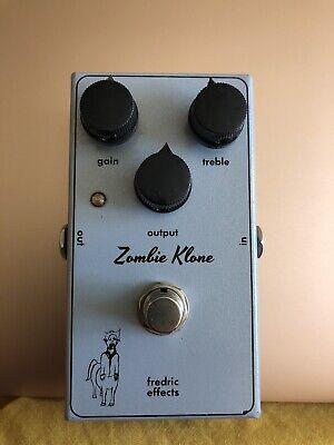 Fredric effects Zombie Klone
