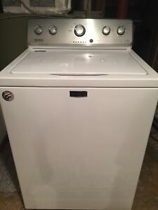 Maytag washer & dryer