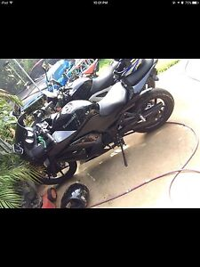 2011 Kawasaki ninja 250 Leanyer Darwin City Preview