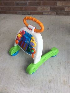 Baby toy walker with music