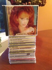 14 Country music CDs $15