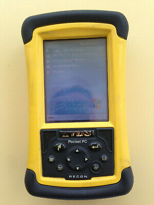 Trimbletds Recon Pocket Pc With Survey Pro And Carlson Survce For Total Station