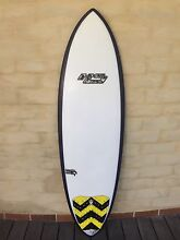 """Hypto Krypto 5'10"""" futures fins as new Forster Great Lakes Area Preview"""