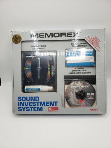 Memorex Sound Investment System - Brand new Still sealed P/N 300127-01