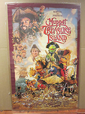 Vintage 1976 The Muppet Show poster muppet characters 5550