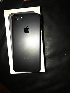 iPhone 7 32gb matte black Salisbury Salisbury Area Preview