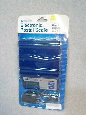 New Usps Plus 10 Postal Scale Electronic Digital Wfold-up Platform 10 Lb.