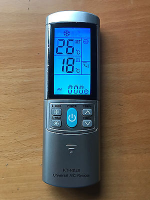 Full Function Universal Air Conditioner Remote Control suits Emailair 436600