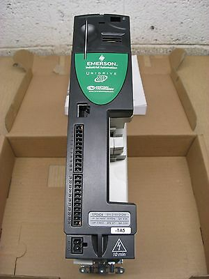 Emerson Unidrive Sp Sp0404 3ph 480v 1.1kw 1-12 Hp Ac Servo Drive W Smart Card