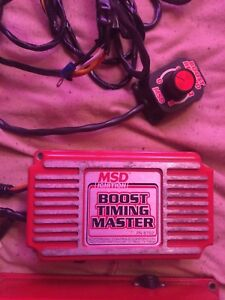 MSD IGNITION BOOST TIMING MASTER