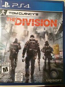 The division sur ps4 à vendre!