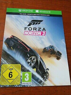 Forza: Horizon 3 (Microsoft Xbox One or PC)