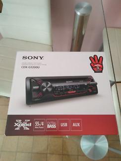 Sony Head Unit