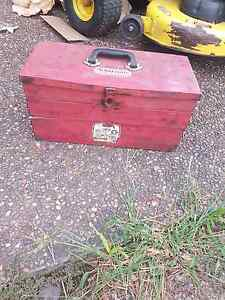Red Tool box Dungog Dungog Area Preview