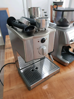 Breville Coffee Machine and Grinder
