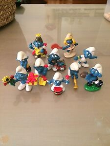 SMURFS FOR SALE Chadstone Monash Area Preview