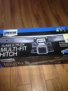 Brand New Reese TowPower Class III Multi fit Hitch
