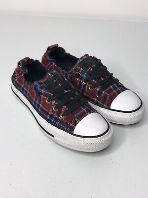 Converse All-Star Women's Slip-On Shoes Sz 7 Good Condition