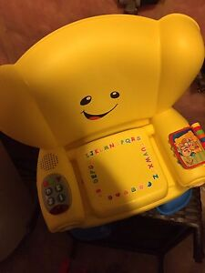 Fisher Price learning stages chair