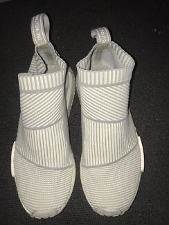 Adidas NMD CS1 (white/grey) UK8