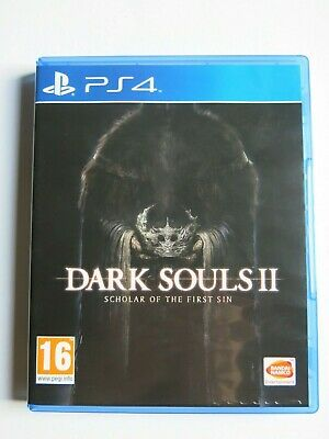 Dark Souls II: Scholar Of The First Sin PS4 comprar usado  Enviando para Brazil