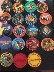 Classic Nintendo donkey Kong pog
