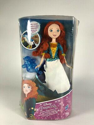 Hasbro Disney Prinzessin B5301ES0 Merida in magischem Märchenkleid Puppe # F560
