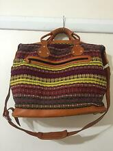 Hand made large colour bag Petersham Marrickville Area Preview