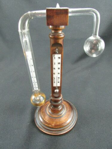Antique Hygrometer c.early 1900s.
