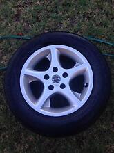 """Ford Falcon Fairmont xr6 xr8 pre AU ROH mag wheels 15 inch x 7"""" Panorama Mitcham Area Preview"""