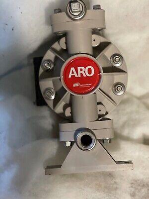 Aro 12 Diaphragm Pump Transfer Pump Cleaned Tested Nice Pump