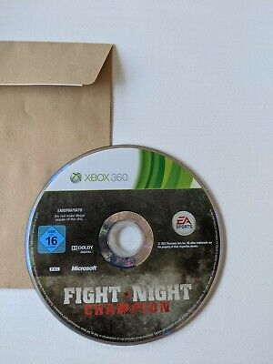 Fight Night Champion Xbox 360 Game PAL UK Seller