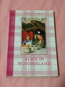 Alice In Wonderland by Lewis Carroll Merrylands Parramatta Area Preview