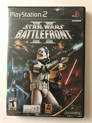 Star Wars: Battlefront II - Tested (PlayStation 2, 2005)