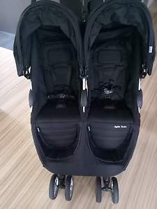 STEELCRAFT AGILE TWIN PRAM Joondalup Joondalup Area Preview
