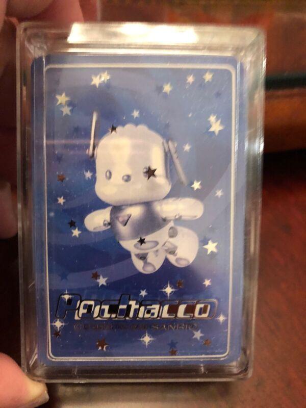 Pochacco Card Deck Set Sanrio Vintage 2000