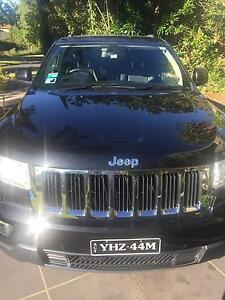 2012 Jeep Grand Cherokee Wagon Griffith South Canberra Preview