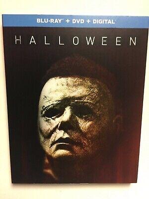 Best Halloween Movie 2019 (Halloween (Blu-ray/DVD , Digital HD, 2019) NEW w/slipcover Best)